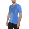 X-Bionic Twyce Running Shirt SS Men French Blue/Black